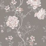 Vintage Roses Wallpaper G45305 By Galerie